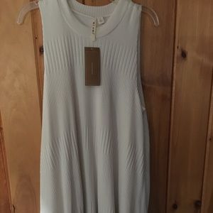 Francesca's short sleeve sweater dress